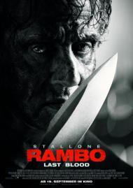 Cartel de la película 'Rambo: Las Blood'