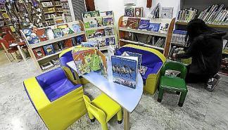 Calendario de actividades infantiles de animación a la lectura en la Biblioteca de Ibiza