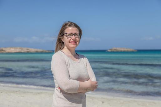 Maribel Castelló, nueva consellera de Sa Unió de Formentera.