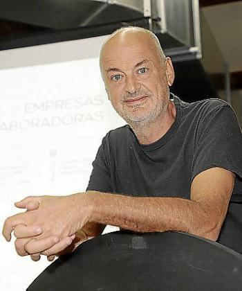 El escritor y filósofo Luis Montero.