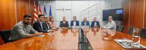 Ibiza intentará abrir conexiones aéreas directas con Nueva York, Miami y Toronto