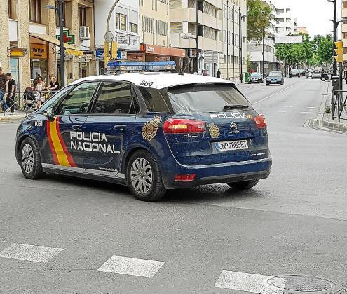 La Policía Nacional desplegó un dispositivo que desencadenó la entrega del presunto autor.