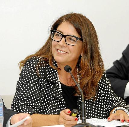 Magda Pons Quintana es la CEO de la firma de calzado Pons Quintana.