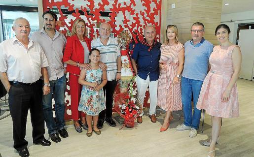 José Barcones, Miguel Manzaneda, May Fernández de la Puente, Laura López, Chema Hernández, Fernando Garrido, Antonia Sánchez, José Mª Marín y Susana Domenech.