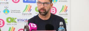 García Sanjuán deja temporalmente el San Fernando por un problema de salud