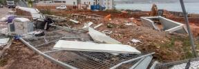 Marcos Serra afirma que los daños en Sant Antoni son «bastante cuantiosos»