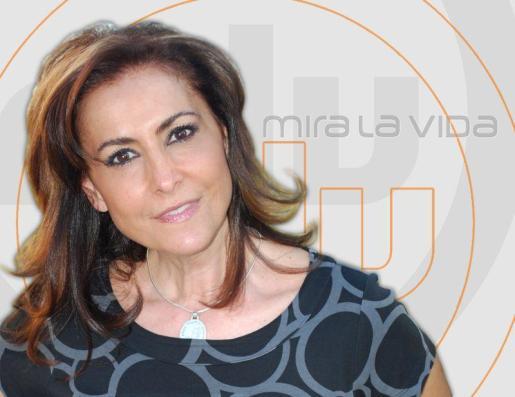 La presentadora Irma Soriano en una imagen de archivo.