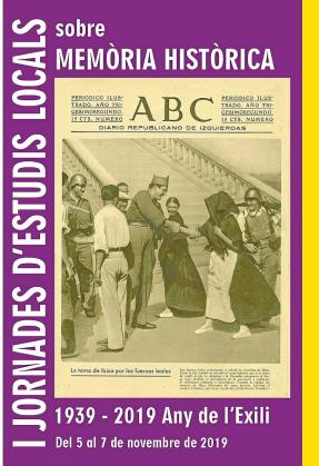 El Arxiu Històric d'Eivissa i Formentera organiza del 5 al 7 de noviembre unas Jornades d'Estudis Locals centradas en el exilio de 1939
