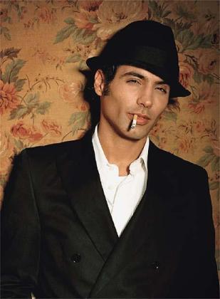 El cantante Pitingo, en una foto de archivo.