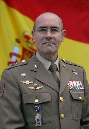 El General de División Fernando García Blázquez.