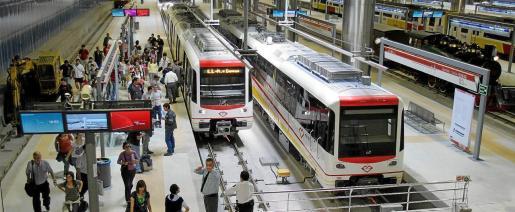 Aunque las inversiones bajan, habrá dinero para el metro.