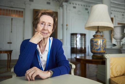 Margarita Salas.