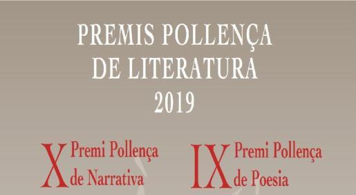 Joan Mayans gana el Premi Pollença de Narrativa 2019.