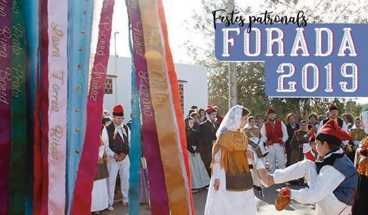 Forada comienza mañana sus fiestas patronales.