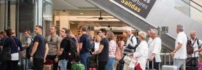 La ocupación hotelera se mantiene en Ibiza y cae un 6% en Formentera en el cierre de la temporada