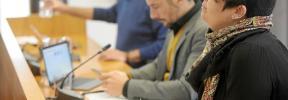 Vila suspende la concesión de licencias en cas Mut y asume las posibles indemnizaciones
