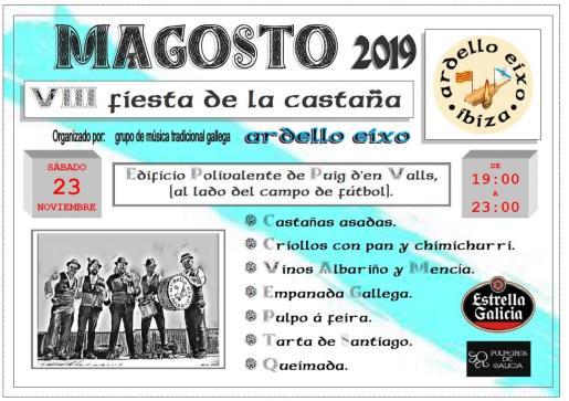 El evento tendrá lugar en Puig d'en Valls.