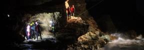 El joven precipitado en Cap des Falcó permanece en la UCI en estado crítico