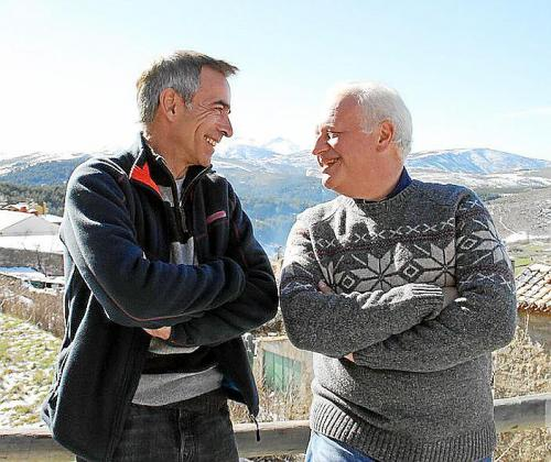 Imanol Arias y Juan Echanove conducen 'Un país para comérselo'.
