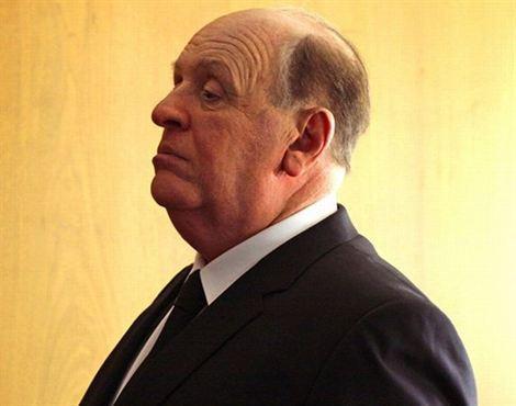 Anthony Hopkins como Hitchcock