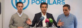 Company critica los recortes de Armengol en depuración pese a la vertidos que sufre Ibiza