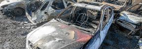 Especialistas en incendios de la Guardia Civil examinarán hoy el depósito de Cala de Bou