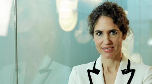 Sabina Fluxá asegura que debe mantenerse el equilibrio entre la capacidad de carga de las infraestructuras y la recepción de viajeros.