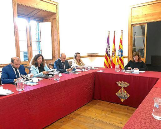 La Conferencia de Presidentes se celebró ayer en Menorca.