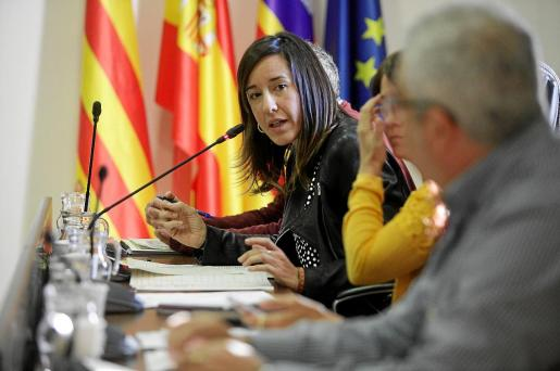 Noemi Boned. planteó la propuesta para convertirse en Ciudad Amiga de la Infancia.