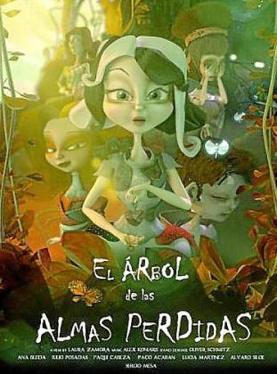 Cartel de la película El árbol de las almas perdidas