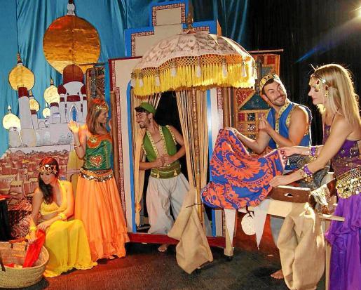 El musical cuenta con una gran producción y reunirá a 15 artistas sobre el escenario de Can Ventosa.