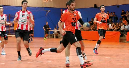 Marc Sánchez, durante un partido de esta temporada.