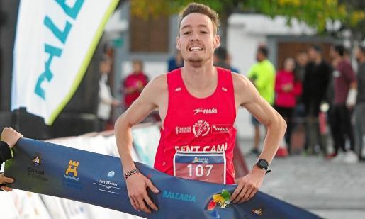 David Palacio entra como ganador de la última edición.