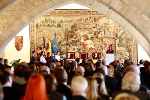 Armengol: «Constitucionalista es defender la unidad y dialogar para reformar».