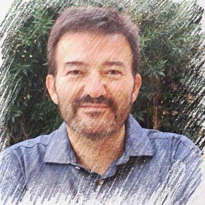 José Manuel Calvente, en su fotografía de perfil de Twitter.