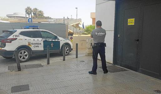 El detenido fue enviado a prisión provisional tras comparecer por videoconferencia desde el Cetis.