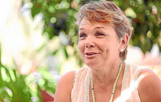 Mari Carmen Gutiérrez, presidenta de la Asociación Elena Torres Gutiérrez.