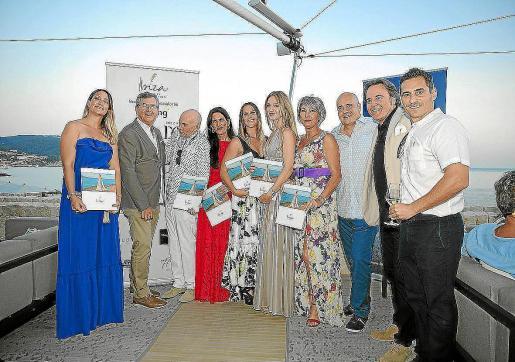 Imagen de archivo de la presentación de los nuevos cuatro embajadores de Ibiza Luxury Destination.