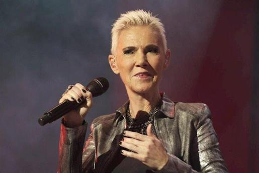 Marie Fredriksson cantante de Roxette
