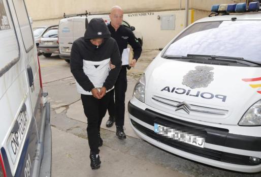 El detenido ha pasado a disposición judicial este miércoles.