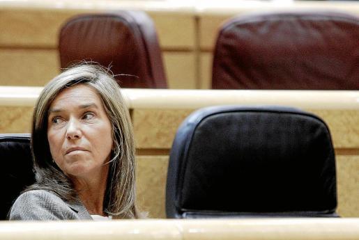 Ana Mato, ministra de Sanidad, Servicios Sociales e Igualdad.