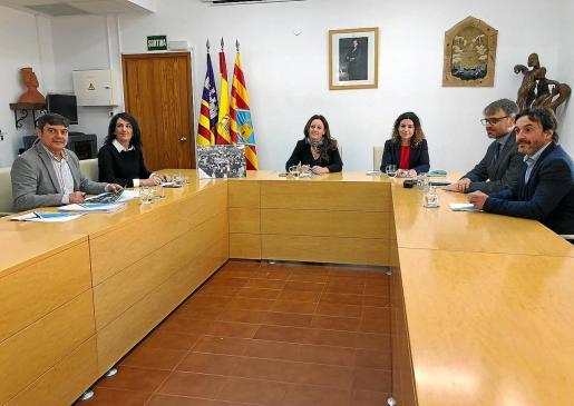 La presidenta Alejandra Ferrer afirmó que son unas cuentas que nacen del consenso.