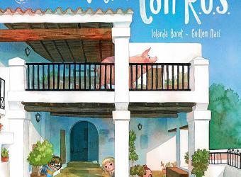 Un cuento ilustrado para conocer el Museo de Can Ros