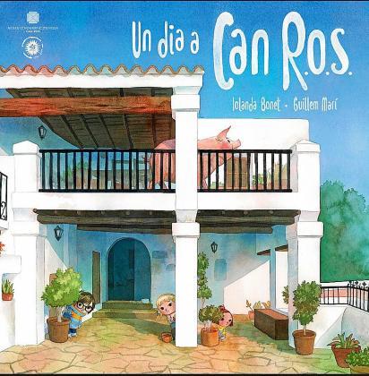 El texto del libro es obra de la escritora Iolanda Bonet y las ilustraciones de Guillem Marí.