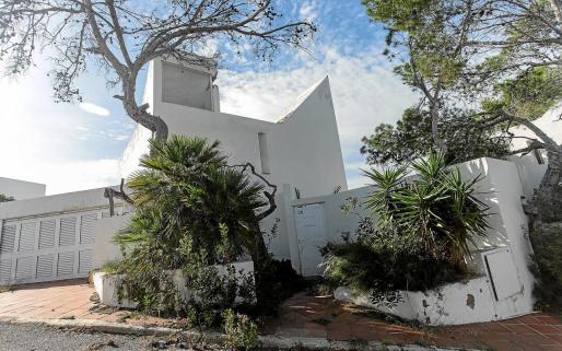 La casa Van der Driesche fue diseñada por los Premios Nacionales de Arquitectura José Antonio Martínez-Lapeña y Elías Torres.