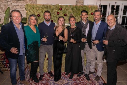 Ibiza Luxury Destination celebró su brindis navideño