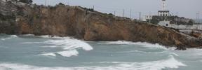 Riesgo por fenómenos costeros en Baleares