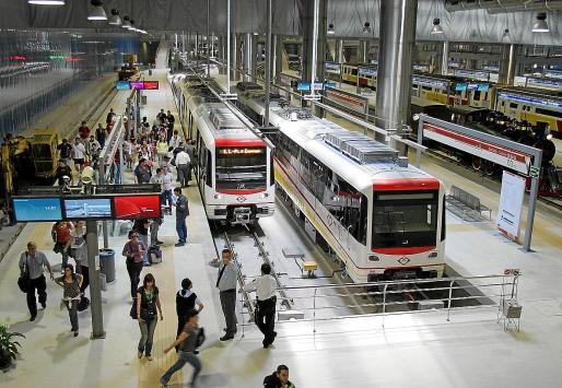 Las grandes obras de la época de Jaume Matas supusieron inversiones por valor de unos 2.000 millones de euros entre carreteras, hospitales, metro y trenes.