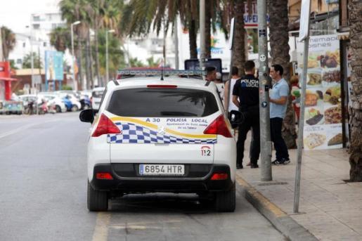 imagen de archivo de la Policía local.