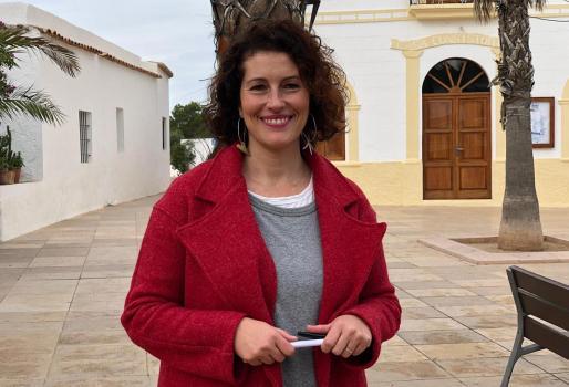 Sílvia Tur se mostró satisfecha tras conocer que el Govern ha aceptado «prácticamente la totalidad» de las enmiendas.